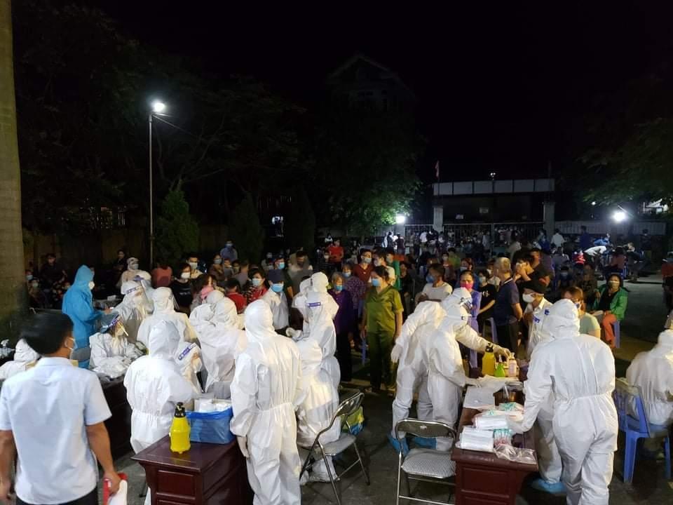 Bắc Ninh: Ghi nhận 29 ca dương tính Covid-19, người dân không được lơ là
