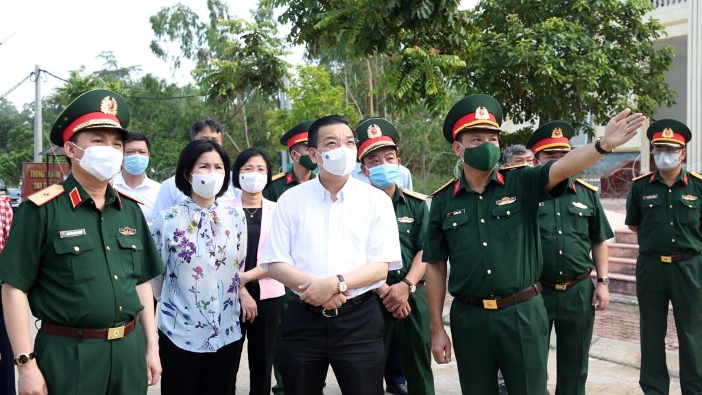 Hà Nội: Từ 18h ngày 7/7, người từ TP Hồ Chí Minh về phải tự cách ly 7 ngày