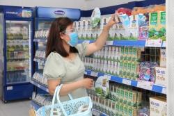 Chương trình trợ giá của Vinamilk giúp các bà nội trợ yên tâm trong mùa dịch