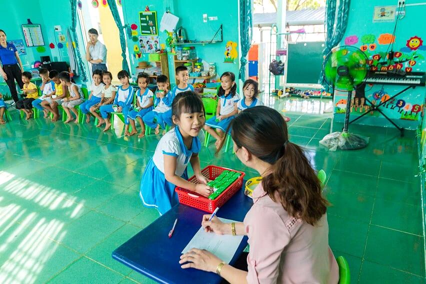 Tỉnh Hậu Giang tiếp tục mở rộng chương trình Sữa học đường
