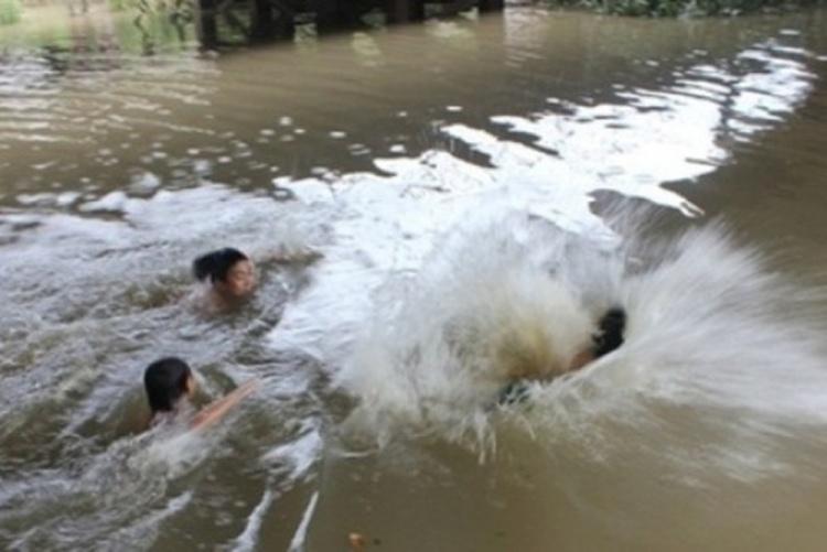 Lại thêm vụ đuối nước khiến 3 cháu bé tử vong
