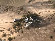 Thêm một vụ rơi máy bay tại Mexico khiến 13 người tử vong