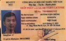 Khởi tố vụ án tài xế gây tai nạn khiến CSGT tử vong tại Vũng Tàu