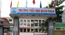 Vụ cô giáo đánh học sinh tại Hải Phòng: Kỷ luật hiệu trưởng