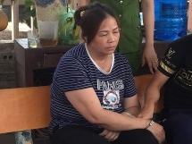 Phú Thọ: Bắt nữ đối tượng chuyển 11 bánh heroin với giá 50 triệu đồng