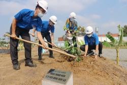 KĐN tiếp tục chương trình trồng cây năm 2021 tại Bà Rịa - Vũng Tàu