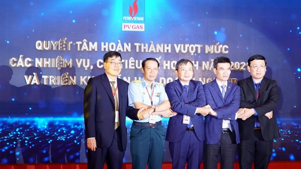 PV GAS: Khí thế mới - Vận hội mới