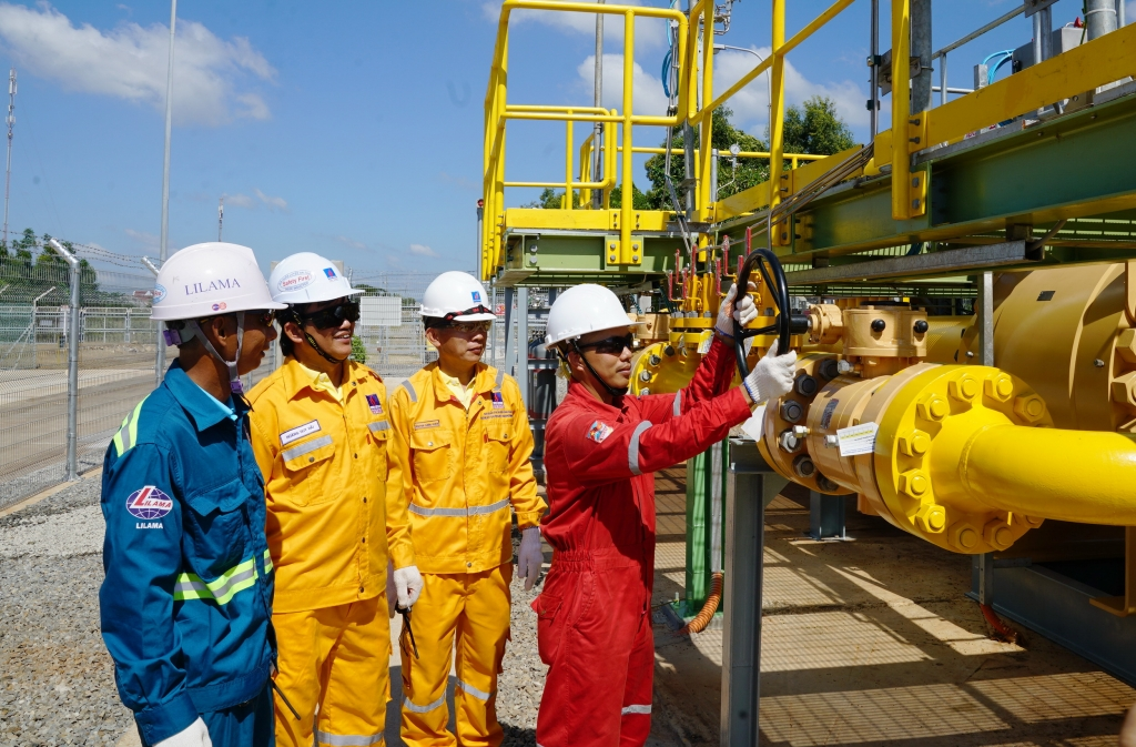 Thường xuyên kiểm tra an toàn công trình khí, đảm bảo cho cuộc sống dân sinh và bảo vệ môi trường