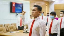 Đảng bộ PV GAS đón nhận các đảng viên mới đầu năm 2021