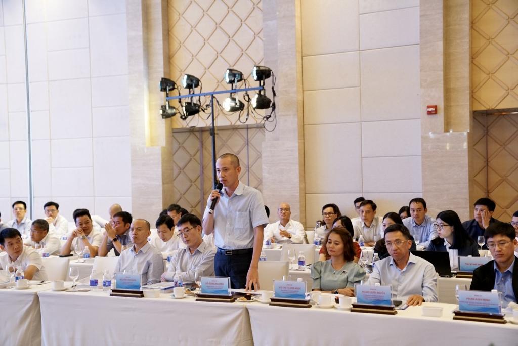 PV GAS tổ chức hội nghị về công tác cán bộ và người đại diện tại doanh nghiệp khác 2021