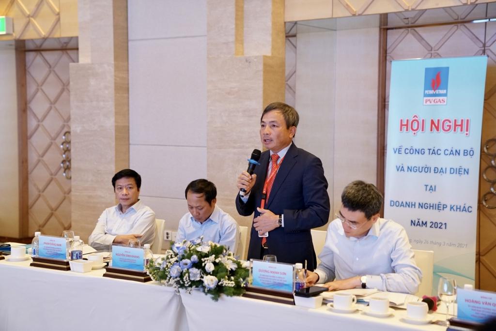 Phát biểu chỉ đạo của Chủ tịch HĐQT PV GAS Nguyễn Sinh Khang