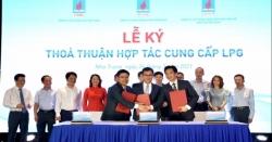 """Ký kết """"Thỏa thuận hợp tác cung cấp LPG"""" và """"Hợp đồng khung cung cấp LNG"""" của PV GAS"""
