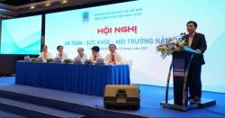 PV GAS tổ chức Hội nghị An toàn - Sức khỏe - Môi trường