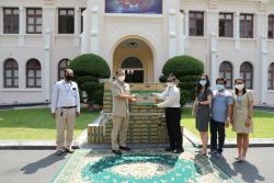 Công ty con của Vinamilk trao tặng 48.000 sản phẩm sữa hỗ trợ người dân và trẻ em