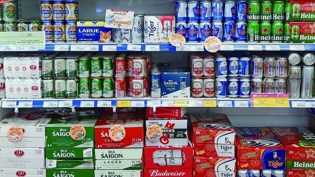 Doanh nghiệp bia Việt vấp phải cạnh tranh thiếu lành mạnh