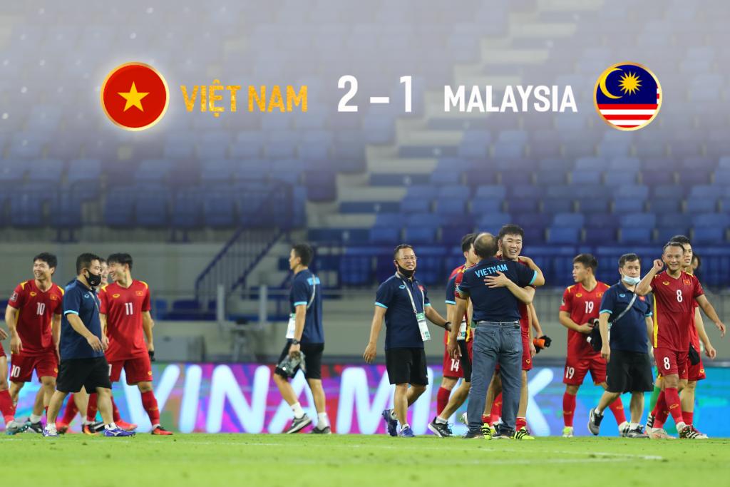 Tuyển Việt Nam đang đứng ở một vị thế rất khác trong bóng đá khu vực với hàng loạt những chiến thắng đầu thuyết phục vừa qua