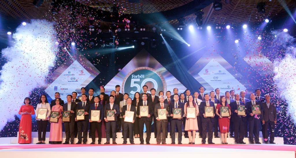PV GAS lần thứ 9 lọt vào Top 50 công ty niêm yết tốt nhất Việt Nam năm 2021