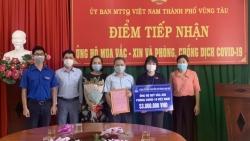 Công ty Vận chuyển Khí Đông Nam Bộ ủng hộ Quỹ vắc-xin phòng chống Covid-19