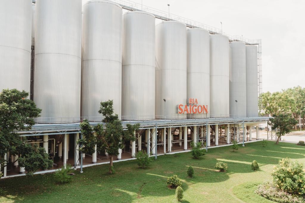 Nhà máy bia Saigon
