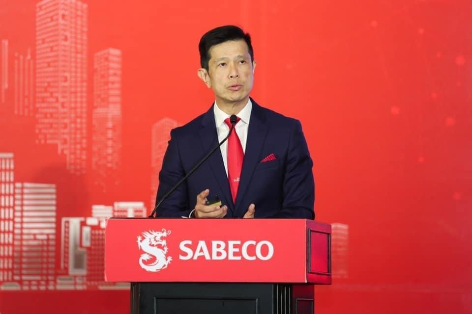 Ông Bennett Neo - Tổng giám đốc Sabeco