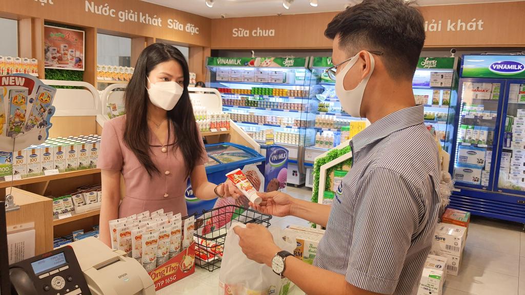 Hai thương hiệu sữa đặc được chọn mua nhiều nhất 2020 đều cùng