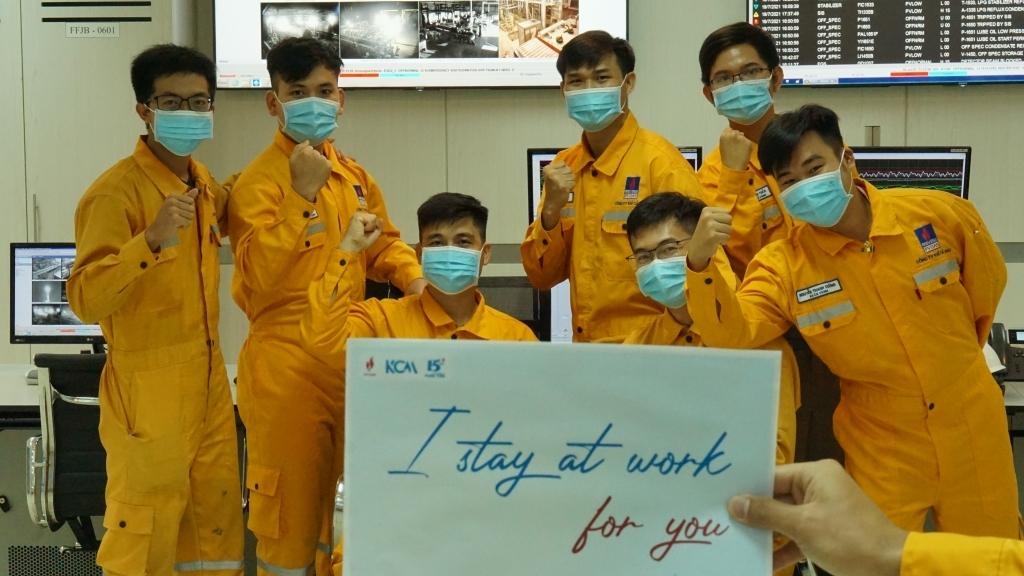 KCM chống dịch triệt để - sản xuất an toàn