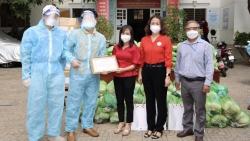 DVK gửi tặng 250 phần quà hỗ trợ đồng bào chống dịch