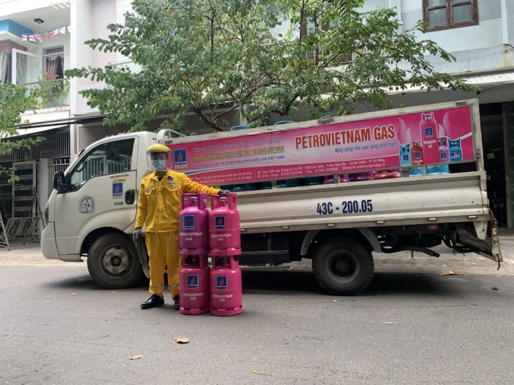 PV GAS LPG vẫn sẵn sàng phục vụ trong mùa dịch bệnh