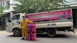 PV GAS LPG quyết tâm vượt lên khó khăn và dịch bệnh