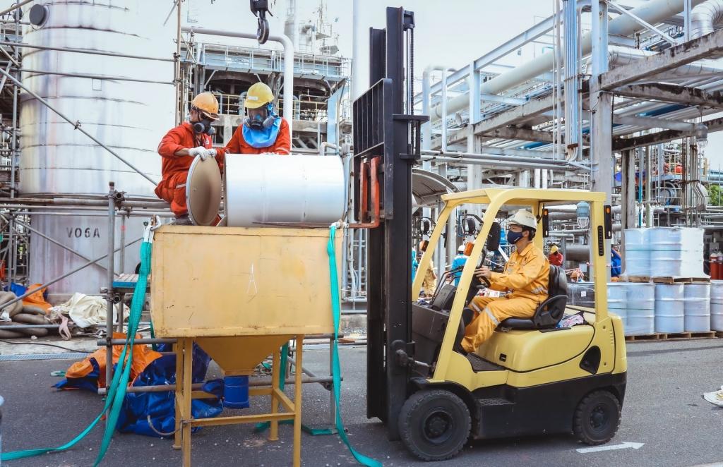 Giữ nhịp động sản xuất kinh doanh, vừa bảo đảm điều kiện an toàn bảo vệ sức khỏe NLĐ và cộng đồng