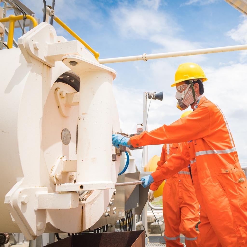Quản lý an toàn hiệu quả công trình là mệnh lệnh xuyên suốt mùa dịch của Đảng ủy PV GAS