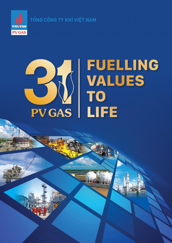 Kỷ niệm 31 năm ngày thành lập PV GAS (20/9/1990 - 20/9/2021)
