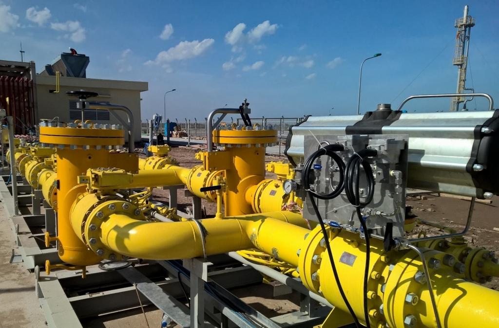 Nhiều sản phẩm khí, trong đó có khí thấp áp tiếp tục được cung cấp đến khách hàng thường xuyên và đạt chất lượng ổn định