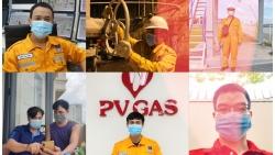 PV GAS quyết chiến với đại dịch Covid-19