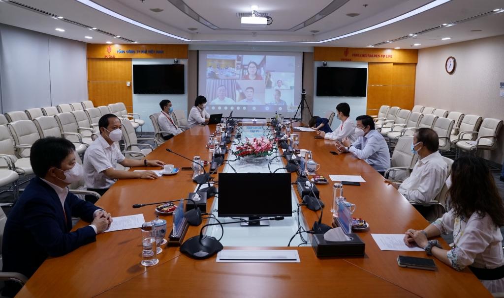 HĐQT PV GAS tổ chức cuộc họp trực tuyến kiểm phiếu Phiếu lấy ý kiến cổ đông bằng văn bản