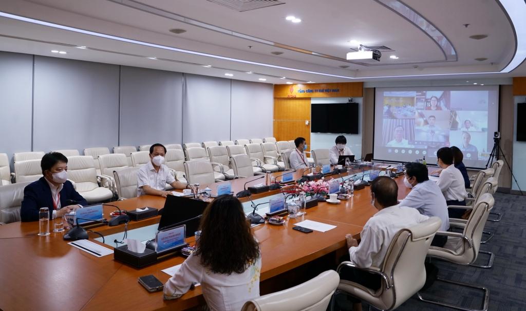 HĐQT PV GAS tổ chức họp trực tuyến thông qua Nghị quyết bầu Chủ tịch HĐQT và Quyết định bổ nhiệm Tổng giám đốc PV GAS