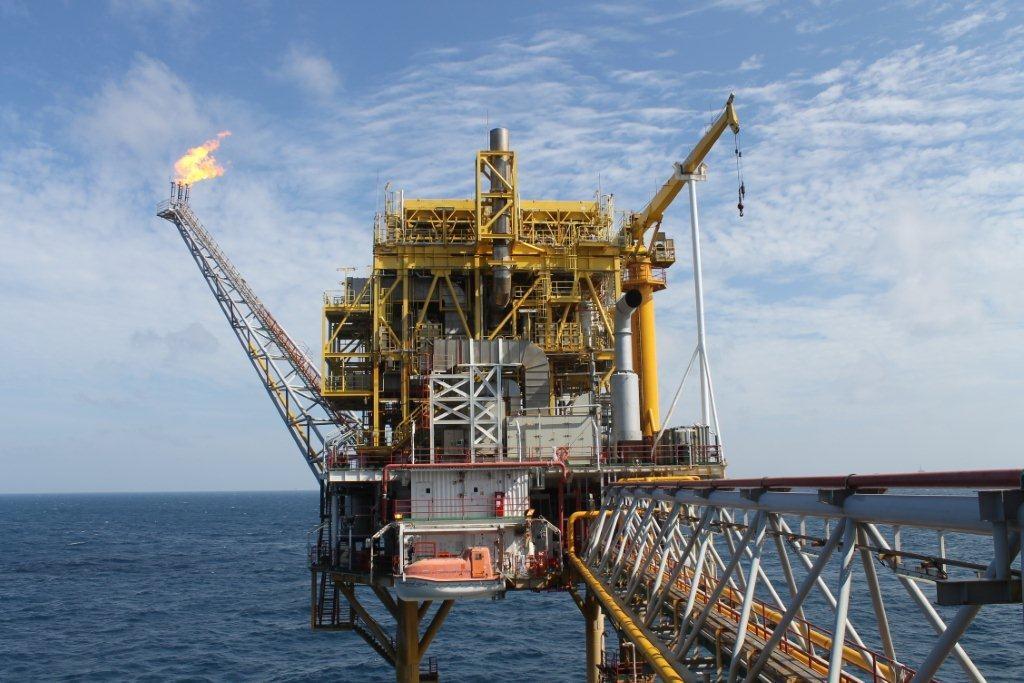 Dòng khí tài nguyên được KĐN tham gia vận chuyển về bờ, phục vụ Tổ quốc