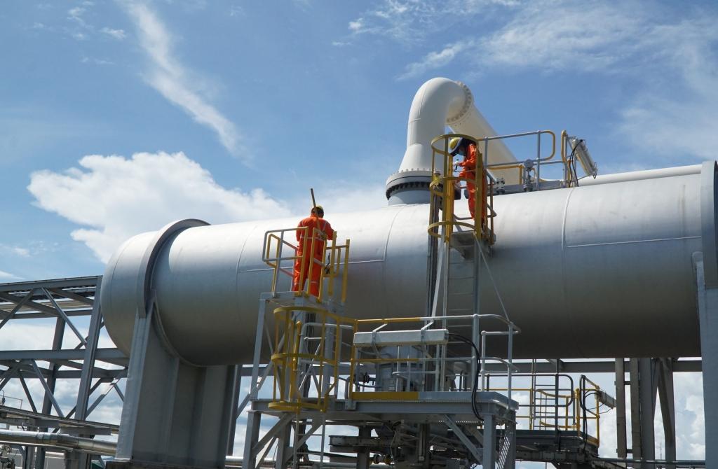 DVK tham gia hoàn thành thắng lợi và vượt tiến độ đợt BDSC lớn Hệ thống khí Nam Côn Sơn 1 - 2021