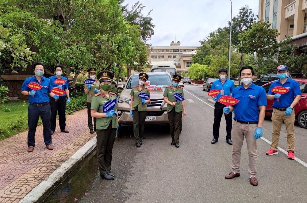 Tuổi trẻ DVK tham gia các công tác ASXH