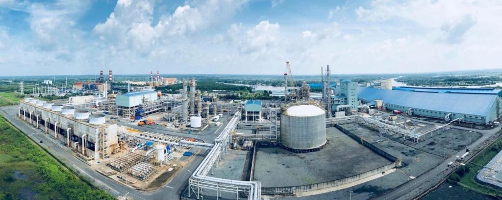 Khu Công nghiệp Khí - Điện - Đạm Cà Mau - điển hình phối hợp điện khí phục vụ sự nghiệp phát triển KTXH miền Tây