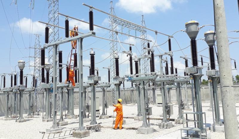 Khắc phục các sự cố điện vẫn luôn là nỗi lo thường trực của toàn hệ thống điện quốc gia