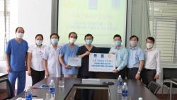BSR tặng thiết bị y tế trị giá 4 tỷ đồng tới Bệnh viện C Đà Nẵng