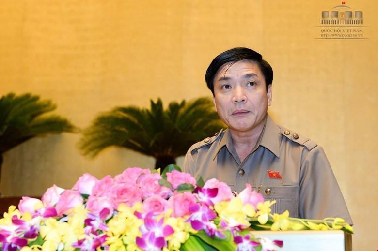 Bí thư Tỉnh ủy Đắk Lắk Bùi Văn Cường làm Tổng Thư ký, Chủ nhiệm Văn phòng Quốc hội