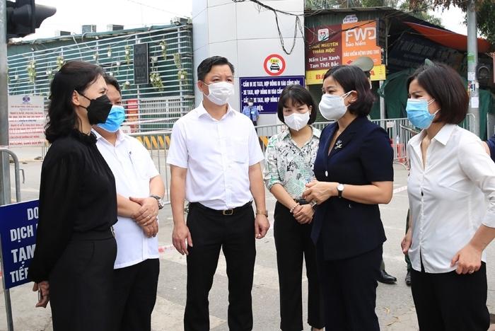 Tiếp tục rà soát, sàng lọc kỹ các trường hợp liên quan tới Bệnh viện K cơ sở Tân Triều
