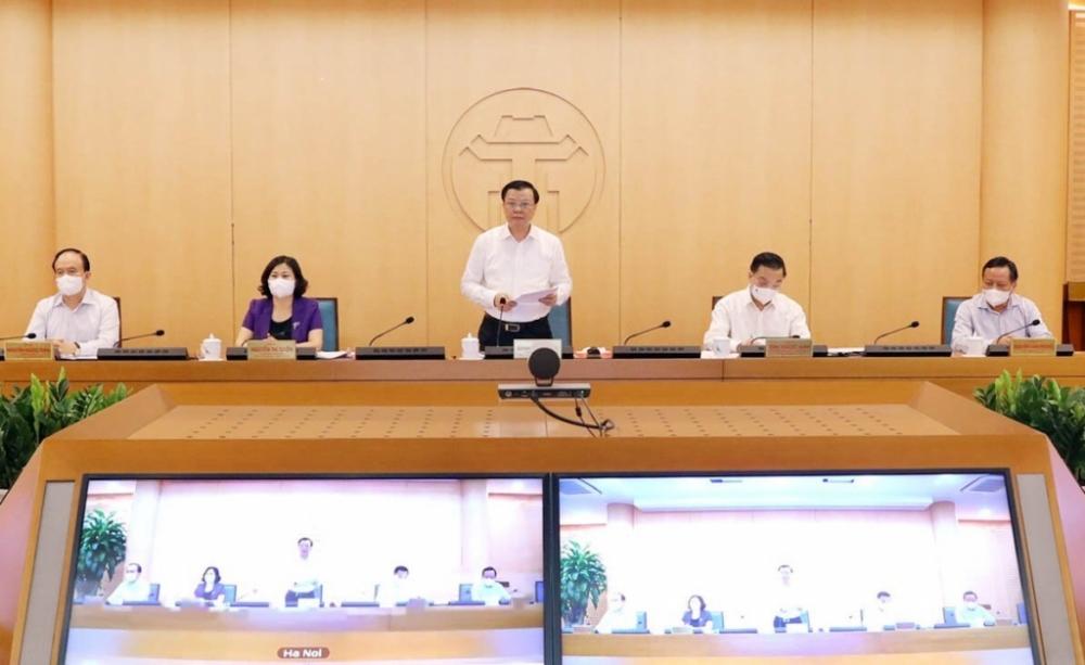 Người đứng đầu cấp ủy, chính quyền không được ra khỏi thành phố, không được lơ là bỏ địa bàn