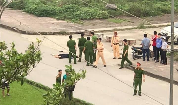 cong an ninh binh vay bat doi tuong dam chet co gai bang keo