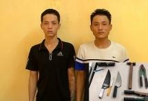 khoi to 2 doi tuong trom cap rut dao bau tan cong cong an