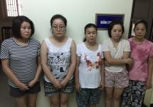 Hà Nội: Khởi tố 6 đối tượng làm giả giấy tờ rút tiền ngân hàng