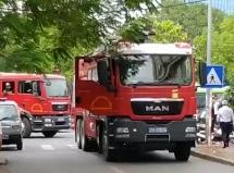 Hà Nội: Cháy chung cư Nam Trung Yên