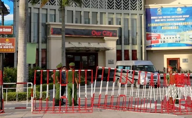 Triệt phá ổ cờ bạc cực lớn của các đối tượng Trung Quốc tại Hải Phòng